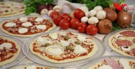 بهترین فر ریلی پیتزا